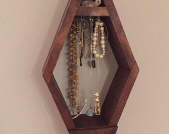 Diamond Shelf for Jewelry