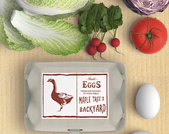 Egg box label etsy for Egg carton labels template