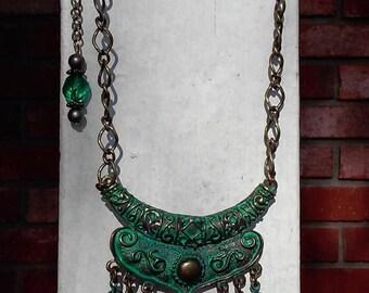 Antique Treasures necklace