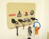 Video Game Plug Key Chain...