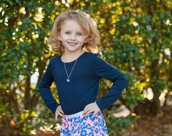 Girls Teen Skirt pattern, easy circle skirt pattern, beginner sewing pattern, skirt sewing pattern girls, skater skirt, Seamingly Smitten
