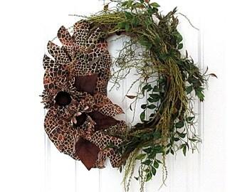 Everyday Wreath - Grapevine Wreath