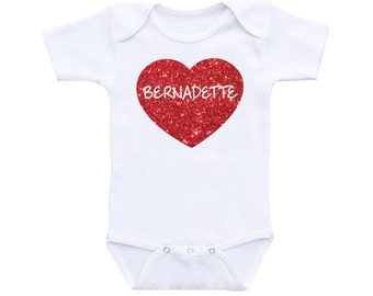 Personalized gift uncle gift onesie uncle baby onesie uncle personalized baby gifts glitter custom shirts custom clothing valentines day gift personalized names baby shower gifts negle Choice Image