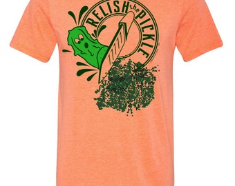 Pickle Tee - by Kiss a Cow