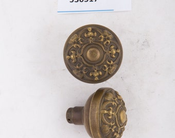 Art Nouveau Antique Doorknobs 530517