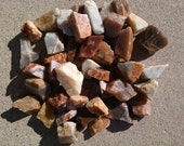 Moonstone - Natural - Large and Thick -  55 cents a piece