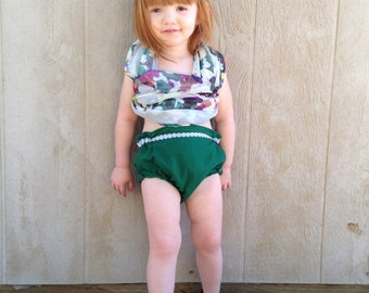 Sewing Pattern - Cloth Training Pants / Pull Ups / Diaper for Toddlers