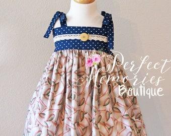 Girls Baseball Dress | Baseball Top | Girls Dress | Toddler Girl Dress | Baby Girl Dress | Ballpark Dress | Summer Dress | Baseball Dress