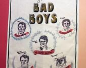 Jane Austen's Bad Boys Tea Towel