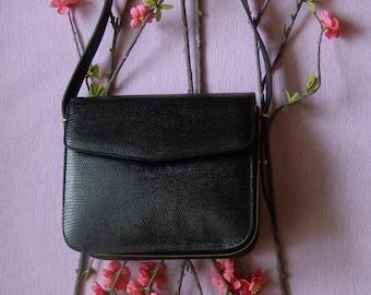 Handbag vintage / vintage Messenger / bag chic vintage / bag 70