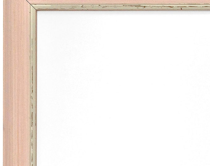 Nordic Pink Picture Photo Frame in 13 Sizes 25 x 15mm New NDP-FO