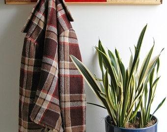 Coat Rack Reclaimed Wood - Scarano Style