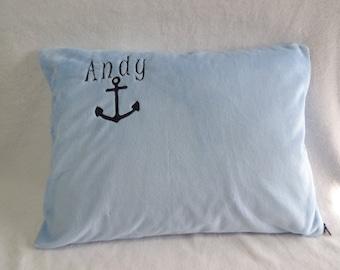 custom made anchor Toddler pillow