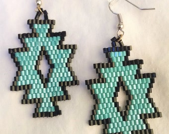 Green Turquoise & Black PRICES REDUCED!!!