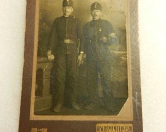 WW1 Austrian Medic CDV Photograph