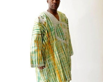 Heavy Cotton Dashiki set