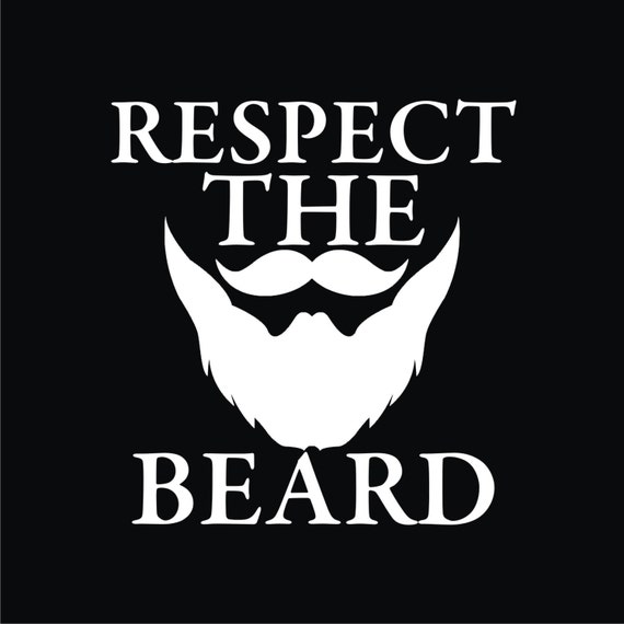 154 Respect The Beard T-shirt .. Great gift by KayKaysStuff