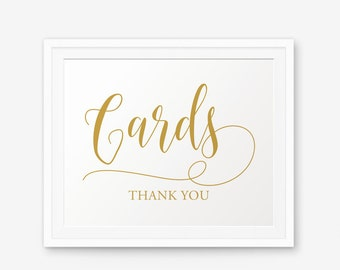 Cards Sign, Wedding sign printable, Cards Printable, Wedding Decor, Wedding Reception Sign,