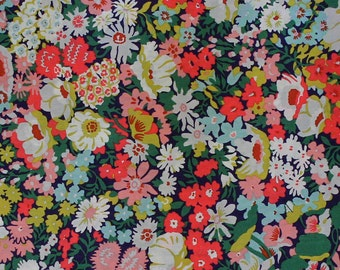 Liberty Fabric Tana Lawn - Classics Collection (2015) - THORPE C - sold by 1/4 metre or XL FQ