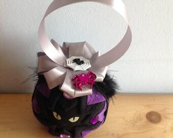 Cat Halloween ornament