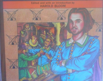Christopher Marlowe Literary Criticism edited by  Harold Bloom