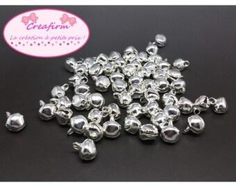 100 bells silver bells