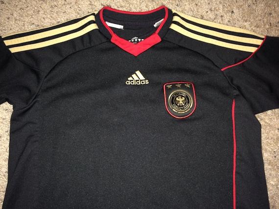 Sale Vintage Adidas Germany Soccer Jersey Deutschland