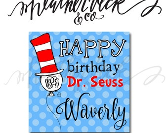 dr. suess tags