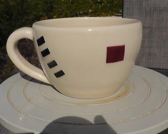 Soup Mugs - set of 2