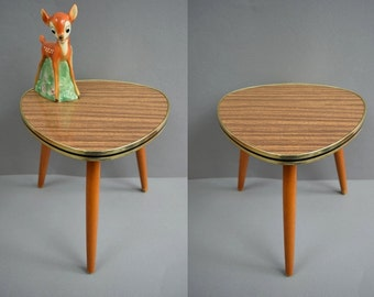 flower stool, side table, plant stand, coffee table | Germany | 60s