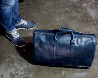 Travel Bag , Luggage Bag , Leather Travel Bag , Leather Luggage Bag , Horween Leather
