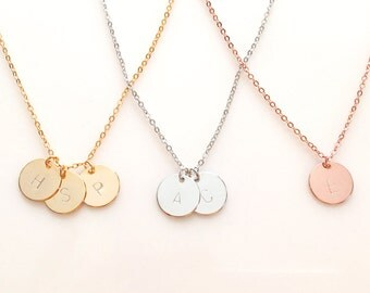 Personalized Bridesmaid Jewelry Bridesmaid Personalized Necklace Bridesmaid Necklace Flower Girl Necklace Kids