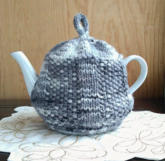 Teapot Cozy Knitting Pattern : Tea House Teapot Cozy Knitting Pattern from DesertRoseFiberArts on Etsy Studio