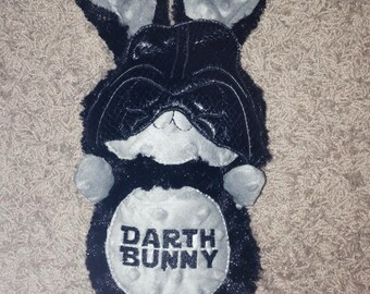 Dark Force Easter Bunny Plush