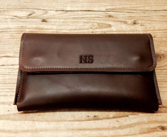 sale personalized leather belt pouch bushcraft leather