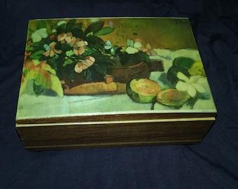 Vintage Reuge Music Box
