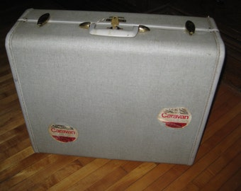 1950s Suitcase Etsy