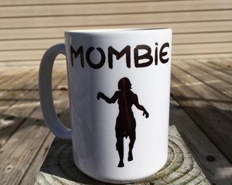 Mombie - Coffee Mug