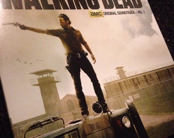 The Walking Dead Vinyl Record | Original Soundtrack | Volume 1 | ONLY ONE