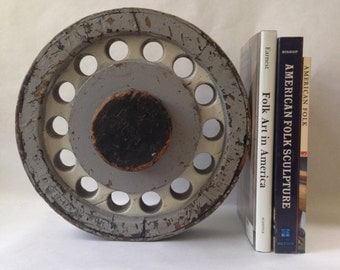 vintage industrial foundry mold with a modern look