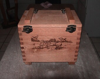 Storage and or Ammo Box
