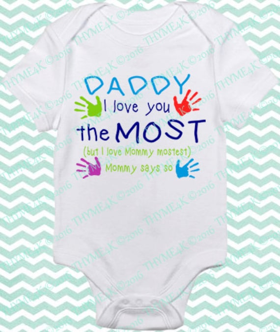 Design daddy i love you the most instant download - I love you daddy download ...