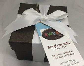 18-Piece Chocolate Gift Box