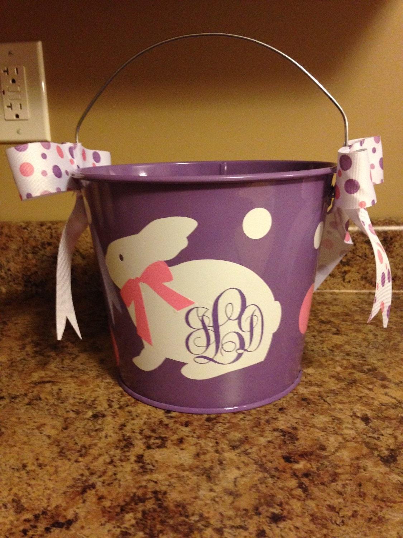 Easter Basket Personalized Easter Baskets Easter Baskets For