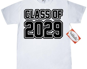 Class of 2029 T-Shirt by Inktastic