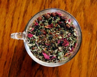 RED QUEEN fruit & herb tea