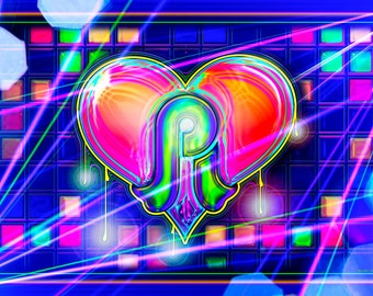 PL Love 2 (Pretty Lights poster)