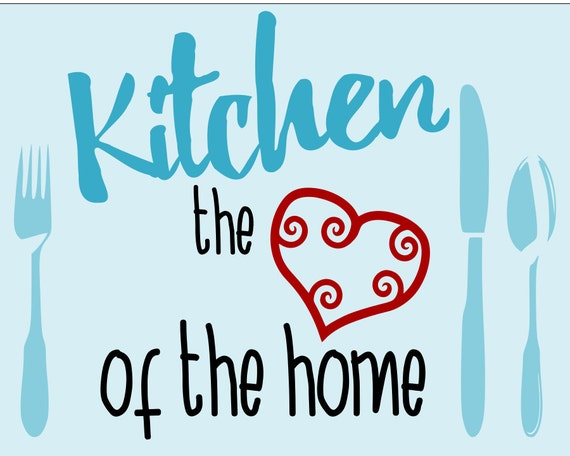 Fcm Svg Png Cut Files For Kitchen Heart Of Home Design
