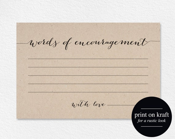 Words of Encouragement Funeral Card Funeral Guest Book – Funeral Words for Cards