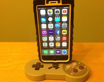 Super Nintendo Controller Iphone dock